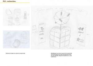 Création d'un master visuel et d'une PLV pour une opération promotionnelle de la marque Balisto.