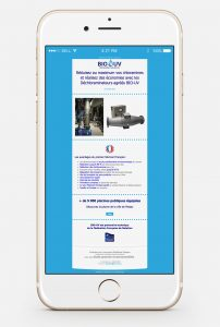 Mailing_BioUV