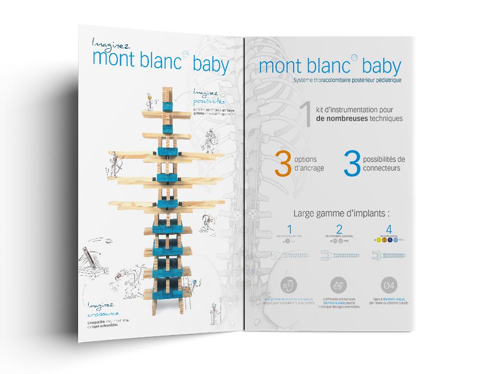 Mockup de la plaquette univers mont blanc baby 1